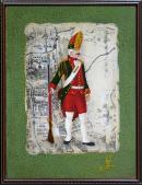 Grenadiers, ensign (1762-1786)