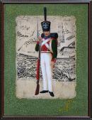 Гвардейская пехота, унтер-офицер (1832-1844)
