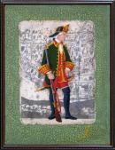 Лейб-кампания, сержант (1741-1762)