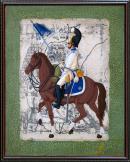 Life cuirassiers Regiment estandart-cadet (1803-1808)