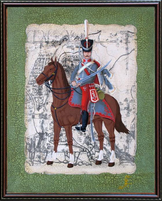 Sumy Hussar Regiment, Private (1812)