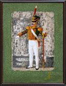 Тамбурмажор лейб-гвардии преображенского полка (1817-1826)