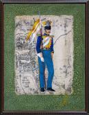 Улан вознесенского полка (1852-1855)