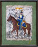 Вознесенский полк, улан (1852-1855)
